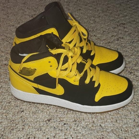 Big Boys Nike Air Jordan 1